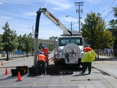 We provide sewerage main pipe repair service.