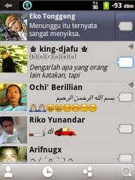 ALARIC INFORMATION CENTER: Catfiz Android Messenger And free Download