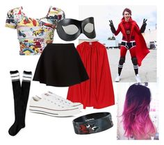 """""""Comic con with Michael"""" by violetedison on Polyvore"""