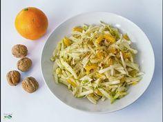 Insalata Siciliana di Finocchi e Arance - Veg Raw Food - Facile e Veloce   Link Ricetta e VideoRicetta: http://www.cucinabioevolutiva.com/2015/01/03/insalata-siciliana-di-finocchi-e-arance/  #raw #rawfood #crudismo #crudo #salad #insalata #noci #finocchi #arance #sicilia #sicily #veg #vegan