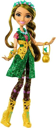 Ever After High Jilian Beanstalk