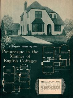 10 best historic homes in tulsa oklahoma images on pinterest national builder 1926 a book of artistic homes features a tulsa oklahoma house located in malvernweather Choice Image