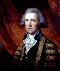 William Pitt, The Younger (1759-1806)  Prime Minister of Great Britain 1783-1801 and also Prime Minister of the United Kingdom 1804-1806  The youngest man, at 24, to ever be Prime Minister