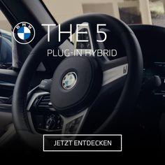 Du entscheidest, wie Du in Zukunft ans Ziel kommst. THE 5. Der BMW 530e Plug-In Hybrid mit innovativen Assistenzsystemen. #electrifyou BMW 530e: 215 kW (292 PS), Kraftstoffverbrauch von 1,6 l/100 km bis 1,3 l/100km, Stromverbrauch von 18,9 kWh/100 km bis 16,3 kWh/100 km, CO2-Emission von 36 g CO2/km bis 31 g CO2/km. Angegebene Verbrauchs- und CO2-Emissionswerte ermittelt nach WLTP. Co2 Emission, Bmw, Future Car, Concept Cars, Vehicles, Technology, Electricity Usage, Future, Goal