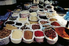 A selection of Ethiopian Spices. Find out where to buy at http://www.allaboutcuisines.com/online-shops/ethiopia #Ethiopian Food #Ethiopian Recipes