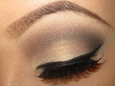 everyday not too dramatic eye..want to figure a way to do this for the wedding maybe