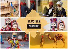 Buy Rajasthan Handicrafts Online on Silkrute
