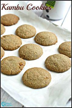 Pearl Millet Cookies Recipe   Kambu Badam Cookies