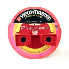 Viewmaster Model G U.S. Bicentennial in Original Packaging #ValentinesDay #Pink #Red #Gift