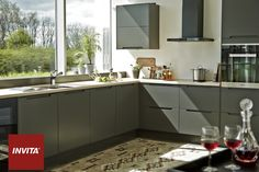 Køkkenet skal være nemt at bruge i en travl hverdag. Både for børn og voksne. Det er idéen bag vores nye køkkenmodel Urban, der er designet til at være let at betjene.