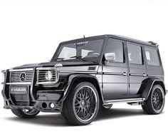 Mercedes G wagon hamman