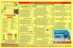 lista-deprecioscompugreiffnoviembre252013-28599792 by Compu Greiff  via Slideshare