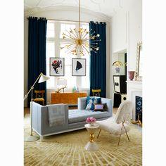 The Swanky, Couture Spirit Of Jonathan Adleru0027s Lampert Têtê à Têtê Will  Captivate