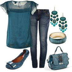 """""""Barefeet jeans contest"""" by lovelyingreen on Polyvore"""