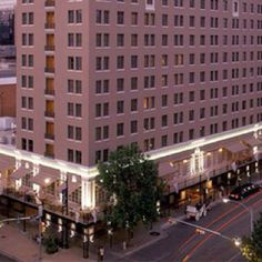 Stephen F Austin Hotel A Great Texas Feel Located Downtown