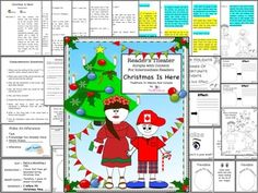 Common Core AlignedReading And Social Studies Integration: Christmas Is Here, (Full Pack)Traditions In Mexico and In CanadaReaders TheaterScripts with Content for Intermediate Readers.This Readers Theater Script is a great resource to use in your classroom in many ways: literature circles, partner read, centers, or teacher table.Readers Theater is one of the best tools in the classroom to have students gain fluency, accuracy and comprehension in reading.