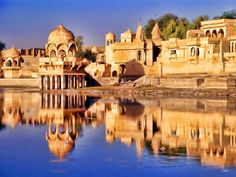 Jaisalmer tourist place is a very known tourist place in India. Get the best information about Jaisalmer places. we offer you online booking of hotel in Jaisalmer at the best possible rate. Tourist Places, Tourist Spots, Places To Travel, Places To Visit, Jaisalmer, Romantic Places, Beautiful Places, Beautiful Buildings, Amazing Places