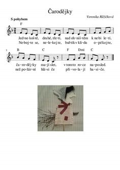 Halloween Party, Witch, Music, Buxus, Sheet Music, Carnavals, Musica, Musik, Witches