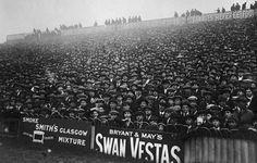 White Hart Lane in 1921.
