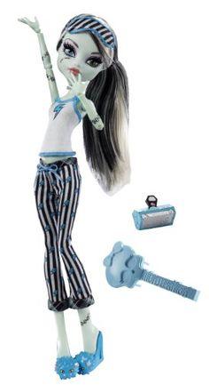 Monster High Dead Tired Frankie Stein Doll Mattel http://www.amazon.com/dp/B004XPIPS2/ref=cm_sw_r_pi_dp_v24dub1HKWB27