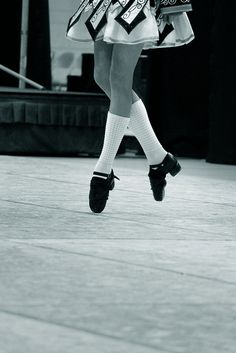 Oh how I miss dancing sometimes <3 Irish Step Dancing
