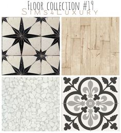 Sims 4 Luxury: Floor collection 19 • Sims 4 Downloads