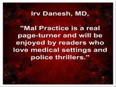 https://www.facebook.com/MalpracticeTheBook Mystery Books, Beef, Novels, Medicine, Meat, Ox, Fiction, Medical Technology, Steaks