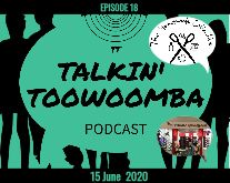 EP 18 |  Welcome to EP 18, in this week's episode of Talkin Toowoomba, well what a hoot to get out to record with Sam and Rebecca from the Homemade Collective, they are taking the plunge and opening a new collective store at Clifford Gardens. Not scared to try something new, even in these strange times, they are very focused on showcasing locals and encouraging us to buy local. Like us they are passionate about local business surviving and thriving, so get down and say G'day. 15 June, Buy Local, Try Something New, New Week, Encouragement, Gardens, Passion, Homemade, Times