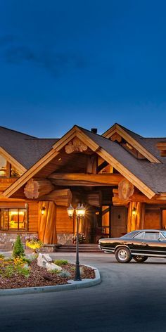 Timber Kings HGTV Pioneer Log Homes