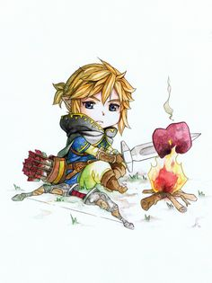 Zelda U Chibi