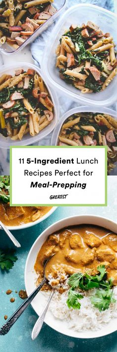 Bye, boring, last-minute sandwiches. #greatist https://greatist.com/eat/meal-prep-lunch-ideas-with-5-ingredients