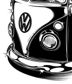 vintage caravans 503347695854477393 - Volkswagen – NL – UK – CH in der Adweek Talent Gallery – – Source by Volkswagen Transporter, Volkswagen Bus, Vw T1, Love Presents, Vw Minibus, Vw Caravan, Kdf Wagen, Combi Vw, Vw Vintage