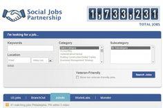 """""""Social Jobs Partnership"""" é o novo serviço do Facebook que pretende conectar usuários da rede social com vagas de emprego de empresas recrutadoras. Para a estreia, foram disponibilizados mais de 1,7 milhão de anúncios, a maior parte nos Estados Unidos. Após o lançamento, as ações do LinkedIn, rede especializada neste segmento, sofreram queda. Na INFO Online, por Augusto Garcia."""