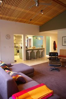 Alamo - modern - family room - san francisco - by Patrick Perez Architect