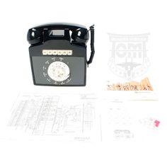 Western Electric ダイヤル式電話 米軍払い下げ品 税抜 11,800円