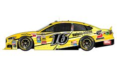 Paint Scheme Preview: Michigan and Gateway | NASCAR.com
