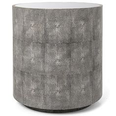Made Goods Cara Side Table - Cool Gray   Accent & Side Tables   Living Room   Furniture   Candelabra, Inc.