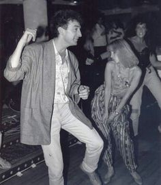 At The Disco 😂 John at the Queen after show party at Kensington Roof Gardens in London on July Photo by Neal Preston. John Deacon, Queen Ii, I Am A Queen, Great Bands, Cool Bands, Veronica, Bryan May, We Are The Champions, Roger Taylor
