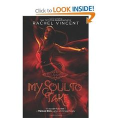 Soul Screamers Series (see I don't only read vampire books ... lol)