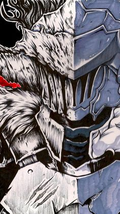 goblin slayer Anime W, Fanarts Anime, Goblin, Overlord Anime Season 2, Fantasy Characters, Anime Characters, Dark Fantasy, Fantasy Art, Les Gobelins