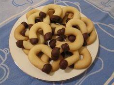 Ricette Bimby: biscotti ferro di cavallo