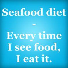 Die Diät mach ich auch mal :-)