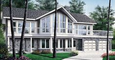 House Plan ID: chp-10507 - COOLhouseplans.com