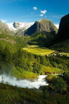 Stardalen, Noruega.