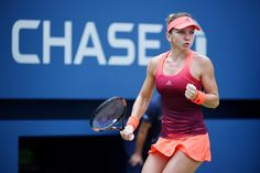 No. 2 Halep advances when Erakovic retires | News | 2015 US Open Official Site - A USTA Event - Official Site by IBM