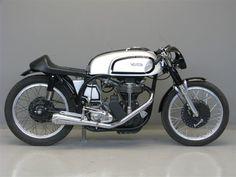 Norton 350 single - the bike i'd like to get!
