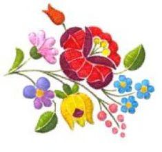 hugarian ebrodariey | Basic designs in Hungarian embroidery. picture www.sxc.hu
