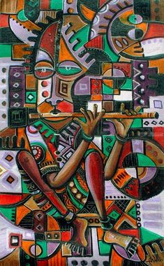 African Artwork #orange #yellow #black #green #africa #history #culture #powerful #africanartwork #art #strong #intricatedetails Africa Painting, Oil Painting On Canvas, Canvas Art, African Artwork, Painted Vans, Garden Wall Art, Surrealism Painting, Abstract Faces, Looks Cool