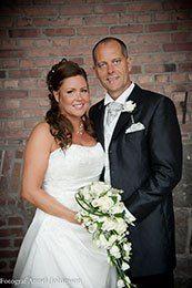 Månadens brudpar oktober 2014. Mera om bröllop och fler brudpar hittar du på www.nygifta.se
