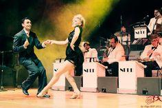 Isabella Gregorio & Vincenzon Fesi Shall We Dance, Lets Dance, Social Dance, Lindy Hop, Swing Dancing, Beautiful Soul, Vintage Looks, Cheerleading, Gymnastics